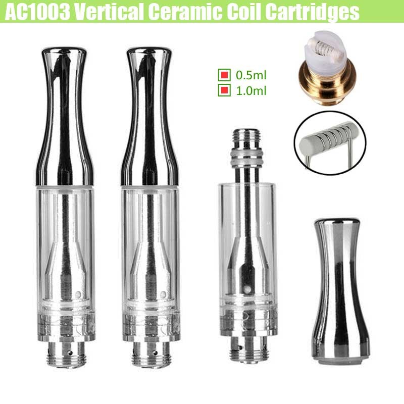 ALD AC1003 CBD Cartridges Vertical Ceramic Horizontal ...