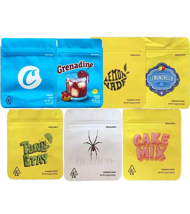 Cookies California Lemonchello Tang Cray Cake Mix Lemonnade Spider Gelatti Grenadine Bags
