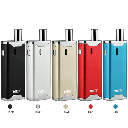 Yocan Hive 2.0 Vaporizer Kit 650mAh VV Box Mod Wax Connecter CBD THC Hemp Oil 2in1 Cartridges Tank Vape Pen Hive2.0