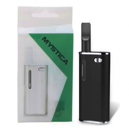 Airistech Mystica mini 510 Portable CBD Cartridge V11 Box Mods Vaporizer THC Hemp Oil tank
