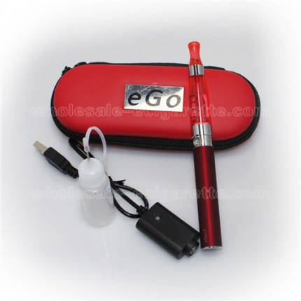 1100mAh eGo CE4 Colorful Zipper cas starter kit