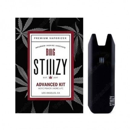 STIIIZY BIIIG Advanced Kit Battery Cartridges Pods Vape Pen Device 550mAh 3.6V