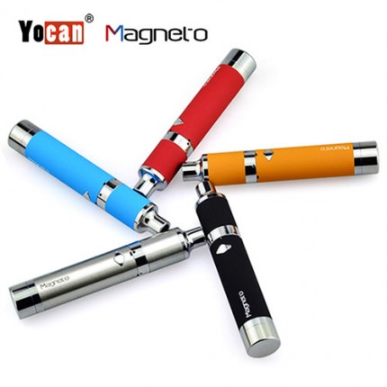 Yocan Magneto Wax Vaporizer Vape Pen Kits Herbal e Cigarettes