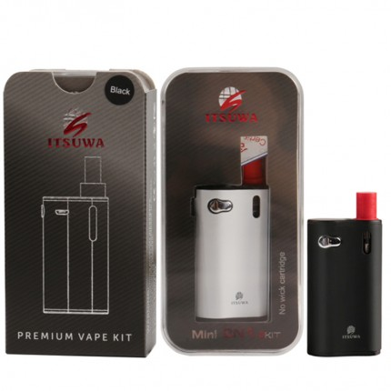Original Itsuwa Amigo mini 2N1 Liberty V1 Tank vape Cartridges Vaporizer Kit