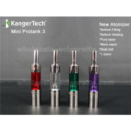 kanger mini protank 3 clearomizer gift package