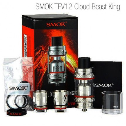 SMOK TFV12 Tank Cloud Beast King 6ml Airflow Atomizer