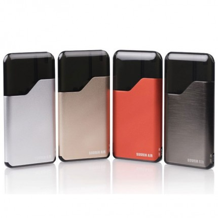 Suorin Air Starter Kit All-in-one Style 400mAh Battery 16W Power & 2ml Cartridge Tank