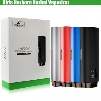Authentic Airis Herborn Herbal Vaporizers Airistech 2200mAh Vape Pen