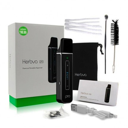 Airistech Herbva Pro Vaporizer Herbal Kit Airis Ceramic Chamber Vape Pen