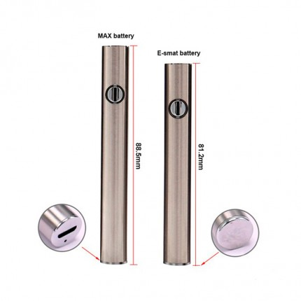Itsuwa Amigo Max 380mAh VV Preheat Battery 2.7v 3.6v Pre heat Variable Voltage Vape Pen