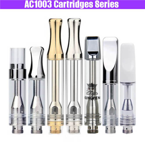 AC1003 CBD THC Vapes Cartridges