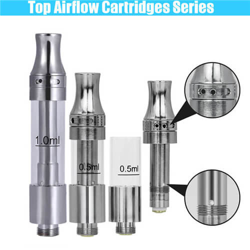 V9 Top Airflow Control Cartridges